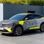 Renault MEGANE E-TECH έκθεση αυτοκινήτου Μόναχο