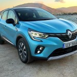 Renault Captur 1.0 TCe 90 νέο δοκιμή