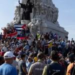 Κούβα διαδηλώσεις