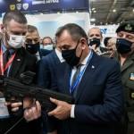 Νίκος Παναγιωτόπουλος όπλο DEFEA 2021