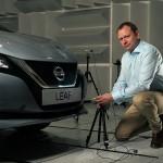 Nissan LEAF πεζοί προειδοποίηση ήχος