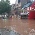 Πλημμύρισαν ολόκληρες πόλεις στη Γερμανία