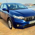 Dacia Sandero Steetway 1.0 TCe 100 PS LPG δοκιμή