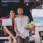 Life is a beach: Η Μαρία Μιχαλοπούλου Γυρίζει Την Κρήτη