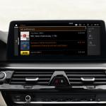 BMW News εφαρμογή λειτουργίες