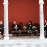 Πολιτικοί Αρχηγοί Προεδρικό Μέγαρο