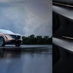 Nissan Ariya εσωτερικό διακόπτες