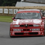Alfa Romeo 155 V6 Ti DTM νίκη