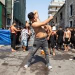Σιίτες Mουσουλμάνοι Aυτομαστιγώθηκαν Στον Πειραιά