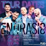 συναυλίες Βόρεια Ελλάδα/ENORASIS