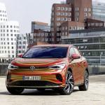 VW ID.5 GTX παρουσίαση καμουφλάζ έκθεση αυτοκινήτου Μόναχο