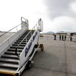 αεροδρόμιο σκάλα