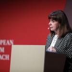 Κατερίνα Σακελλαροπούλου ομιλία Αυστρία