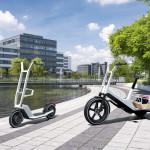 BMW ποδήλατο scooter ηλεκτρικό