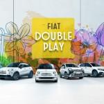Fiat πρόγραμμα Double Play προνόμια