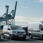 Peugeot πρωτιά επαγγελματικά οχήματα