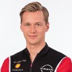 Nissan e.dams Formula E οδηγός Maximilian Guenther