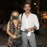 Λεωνίδας Κακούρης: Θεατρική Βραδιά Με Τη Σύζυγό Του