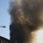 φωτιά Ιταλία/ AP