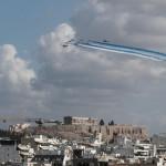 γαλλικά αεροσκάφη στην Athens Flying Week