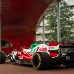 Alfa Romeo Grand Prix Ιταλική σημαία