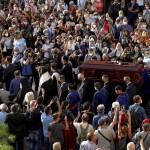 Θεοδωράκης κηδεία