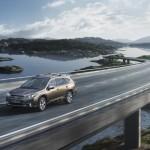 Subaru Outback Euro NCAP δοκιμές