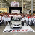 Nissan 60 χρόνια ιστορία Μεξικό
