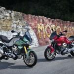 Moto Guzzi V100 Mandello παρουσίαση