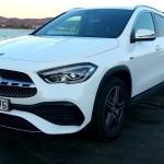 Mercedes GLA 250 e Plug-in Hybrid δοκιμή