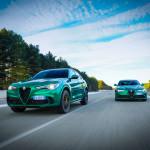 Alfa Romeo Giulia  Stelvio πωλήσεις Ελλάδα