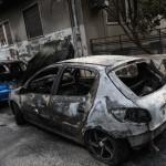 φωτιά αμάξια