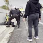 Κηφισιά:Πυροβολισμοί Στη Γέφυρα Καλυφτάκη-Βίντεο Ντοκουμέντο