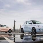 FIAT 500 ηλεκτρικό βραβείο  Small Car of the Year