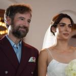 Κωστής Μαραβέγιας - Τόνια Σωτηροπούλου γάμος
