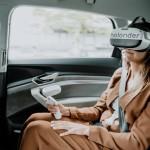 Audi ψυχαγωγία αυτοκίνητο μέλλον