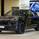 Porsche Macan νέο μοντέλο Μαρία Σάκκαρη