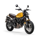 Ducati Scrambler 2022 νέα μοντέλα