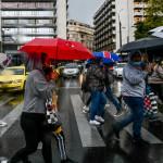 κόσμος ομπρέλα/ eurokinissi