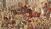 Άλωση της Κωνσταντινούπολης - Οι τελευταίες στιγμές