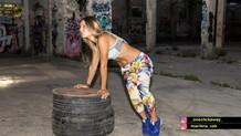 Γύμνασε όλο σου το σώμα με τις super ασκήσεις της Μαριλίνας Βακονδίου