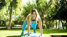 Ασκήσεις για τέλεια κοιλιά από την Μαριλίνα Βακονδίου