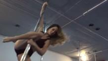Κάντε Pole dancing στον αέρα