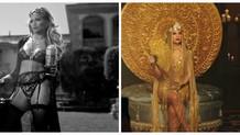 H Jennifer Lopez  κάνει μπάρμπεκιου μόνο με τα εσώρουχα