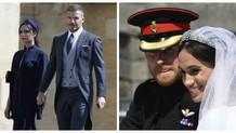 Victoria Beckham:Σχολιάζει τον βασιλικό γάμο & το νυφικό!