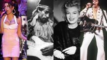 Καλλιτέχνες που πέθαναν από δόση ναρκωτικών