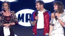 Mad Video Music Awards απρόοπτα