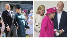 βασίλισσας Ελισάβετ Zara Tindall όνομα κόρης εγγονή