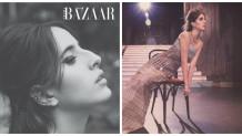 Ταλίντα Harper's Bazaar