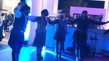 Η τέως βασίλισσα Σοφία έσυρε το χορό στην Κρήτη
